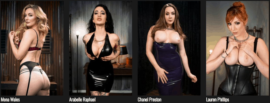 kinkvr fetish girls