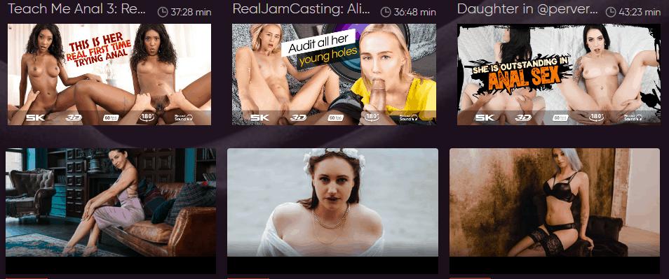 realjamvr models review